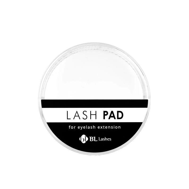 Lash silicone Pad with Storage Case Loose Lashes