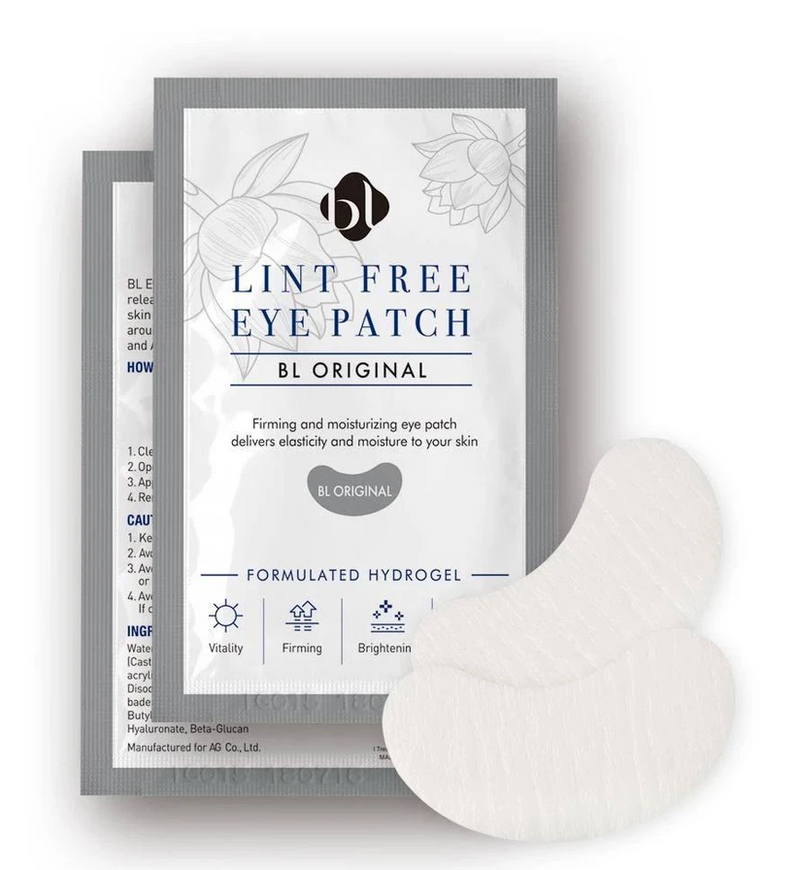 BL Under Eye Lint Free Collagen patches for eyelash extensions