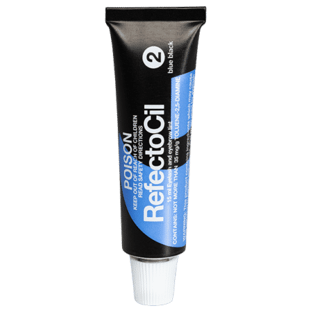RefectoCil Lash and Brow Tint - R2 Blue Black