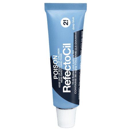 RefectoCil Lash Tint - R2.1 Deep Blue