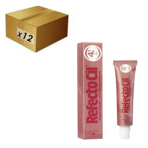 RefectoCil Lash Tint - R4.1 Red (BULK 12)