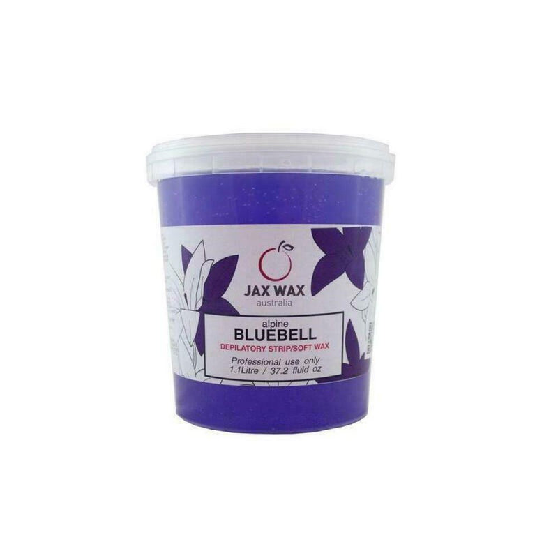 Jax Wax Alpine Bluebell Strip Wax 1.1kg