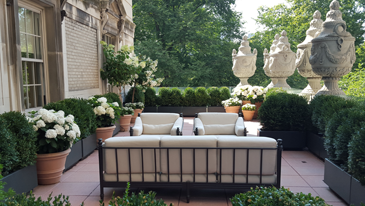 Rooftop Garden Design Landscape Architect NYC