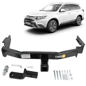 TAG - Towbar Suited For - Mitsubishi Outlander 11/12 - On 2000/200 Powder Coated