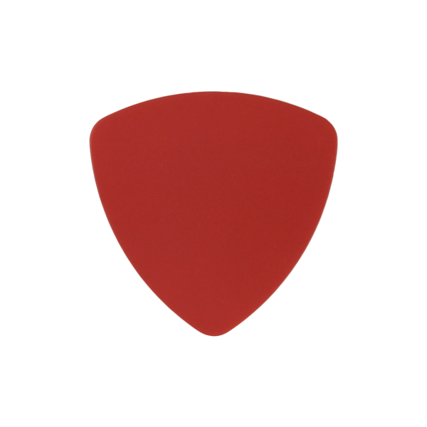 style 346 delrin custom guitar pick red