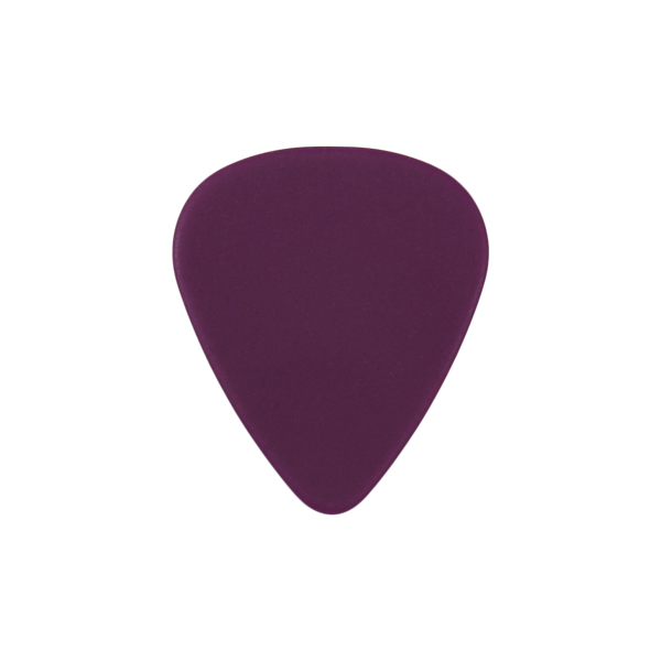 style 351 delrin custom guitar pick purple