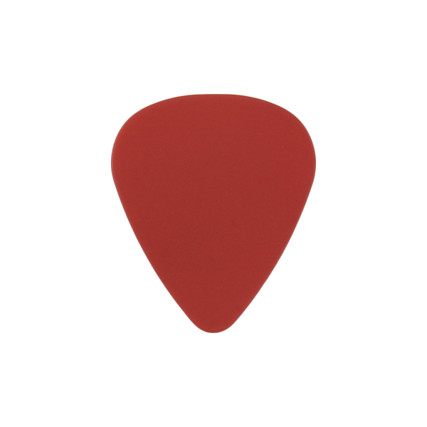 style 351 delrin custom guitar pick red