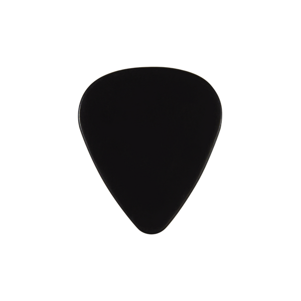 style 351 PVC custom guitar pick black