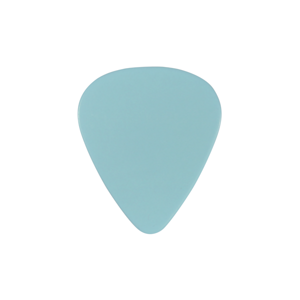 style 351 PVC custom guitar pick light blue
