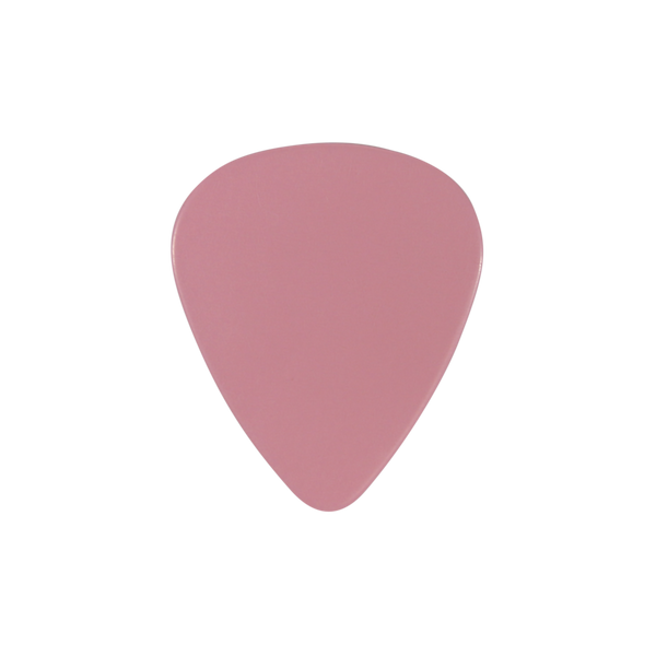 style 351 PVC custom guitar pick pink