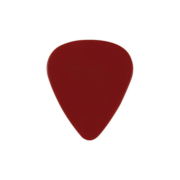 style 351 PVC custom guitar pick red