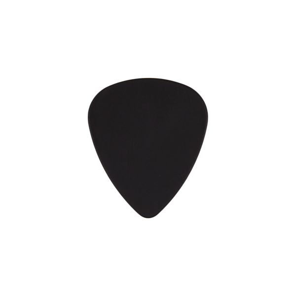 style 451 custom guitar pick Delrin black