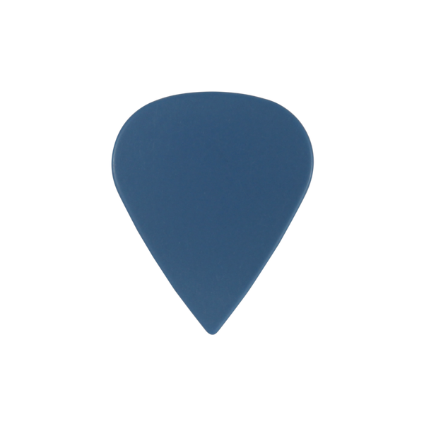 sharktooth custom guitar pick delrin blue