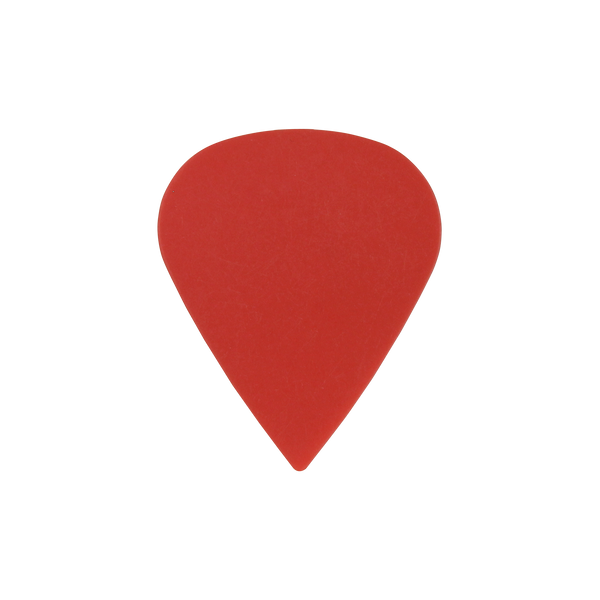 sharktooth custom guitar pick delrin red