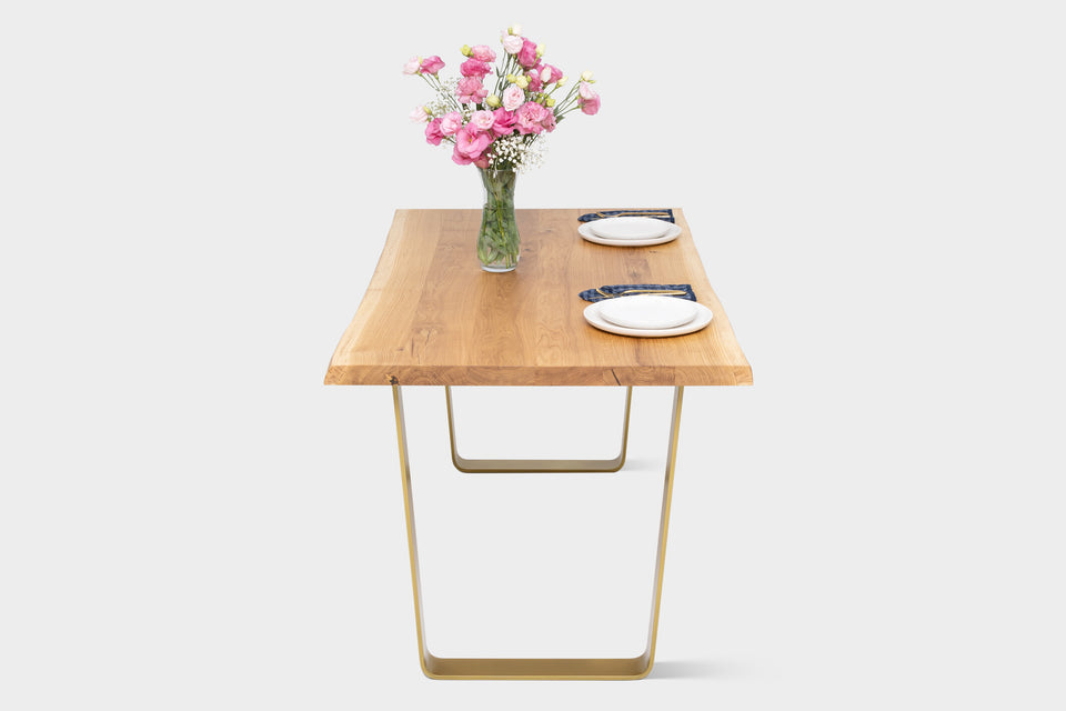 Oak Dining Tables-Hardman Design