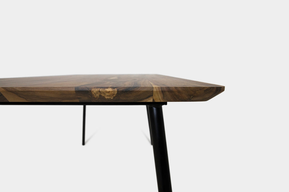 Mid Century Modern Walnut Dining Table | MARTA Dining Table