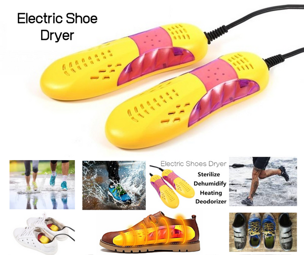 MoJo's Electric Shoe Dryer Deodoriser And Dehumidifier