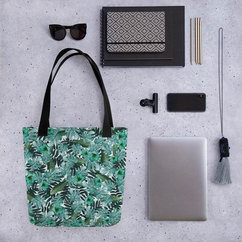 MoJo Runners Forest Tote bag