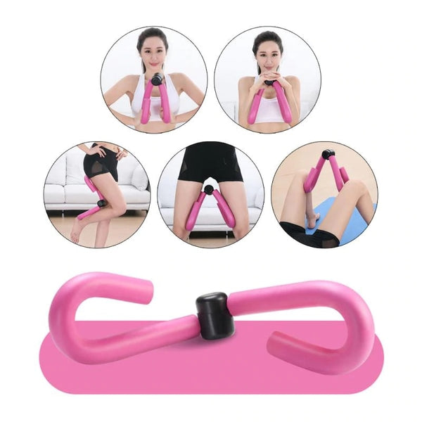 Thigh Muscle Training Apparatus Home Gym Equipment Gym Home Fitness Leg Trainer Workout Machine Arm Chest Waist Exercise