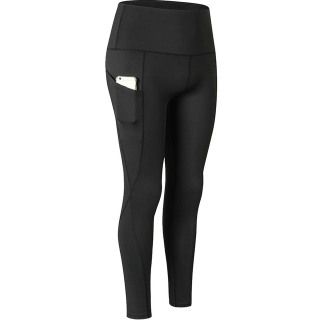 Active Wear High Waisted Legging