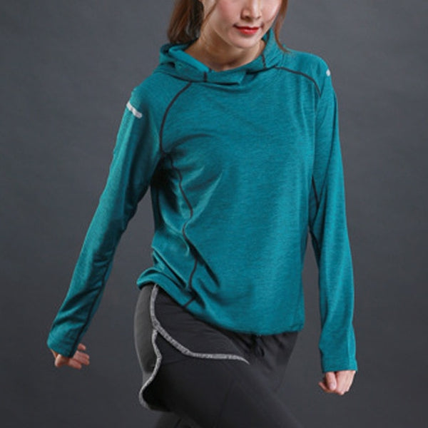 Comfy Hooded Running Jackets for Couples