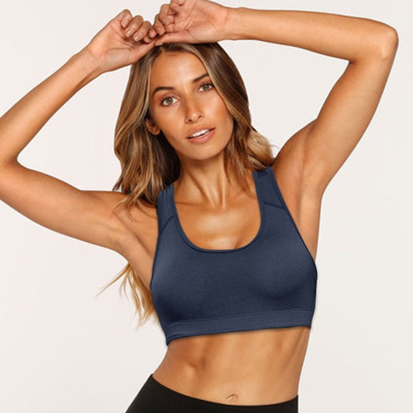 Sports Bra High Stretch Breathable Top