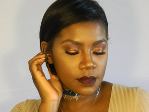 Fall Vamp Makeup Tutorial