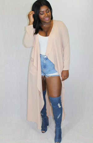 Glam Blush Duster