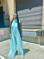 Cool Mint Jumpsuit