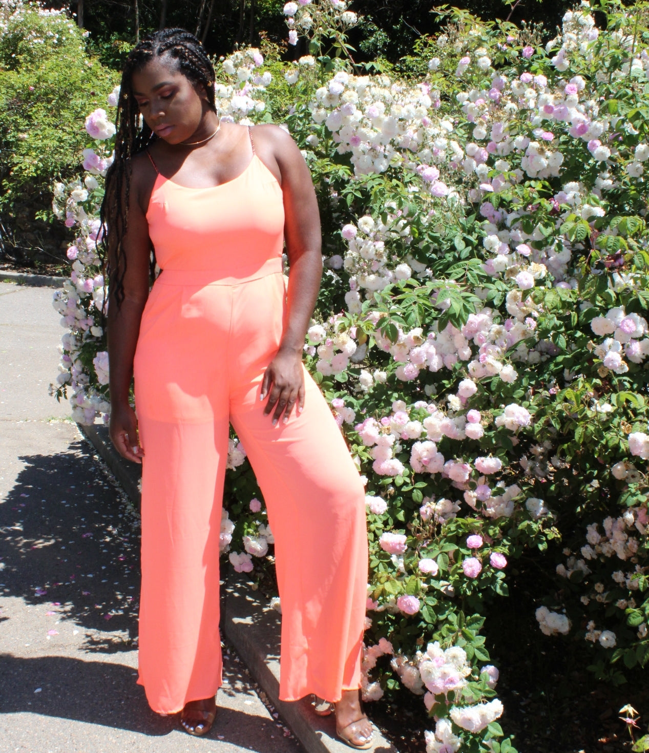 Peaches & Cream Jumpsuit
