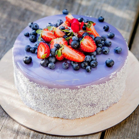 Lavender Cake Coming soon...
