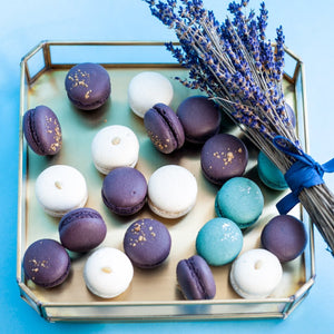 Orchel Macarons coming soon...