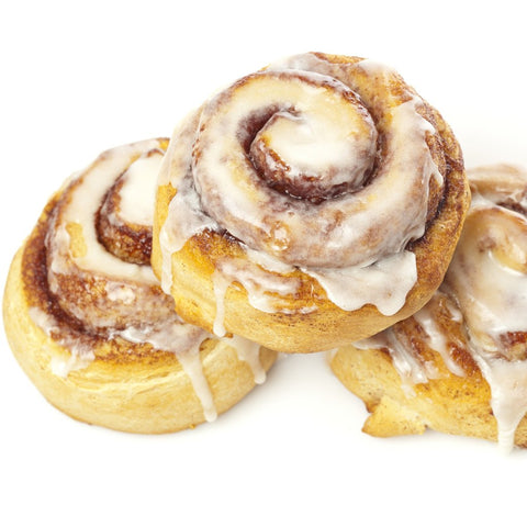 Cinnamon Rolls coming soon...