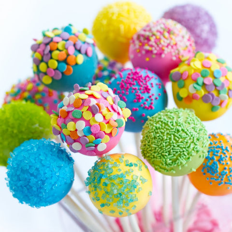 Cake Pops Coming soon...