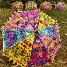 Load image into Gallery viewer, Indian Umbrellas