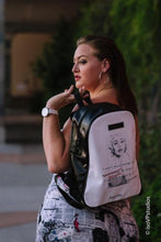 """Marilyn Monroe "" Vintage School Backpack"
