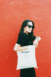 """ Gentlewoman"" Tote Bag"