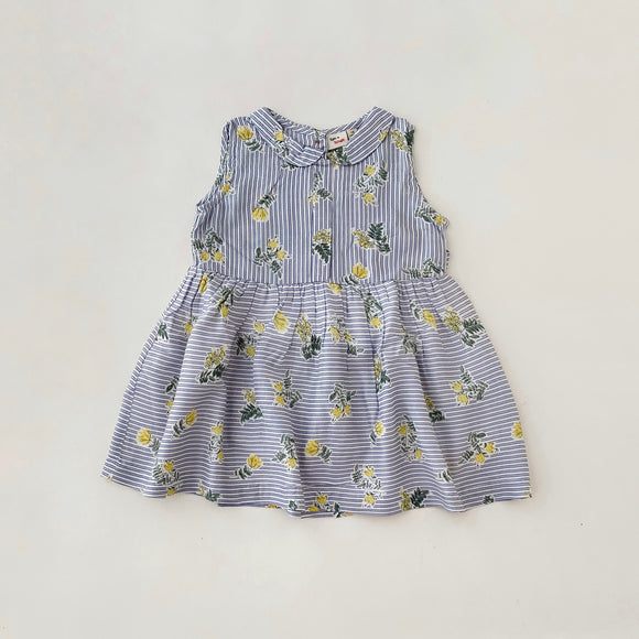 collar dress - Ren & Rouge
