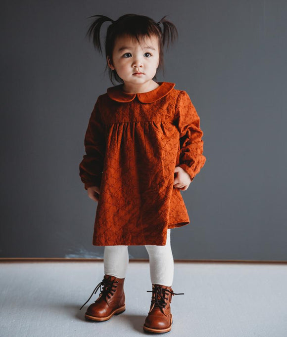 SCHIFFLY DRESS - Ren & Rouge