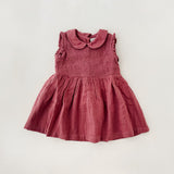 smocked dress - Ren & Rouge