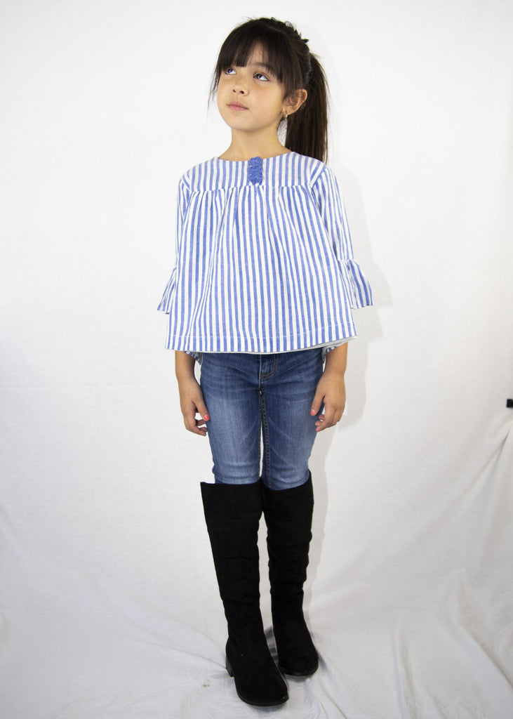 twill bell top - Ren & Rouge