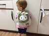Mini Plush Bunny Backpack for Kids