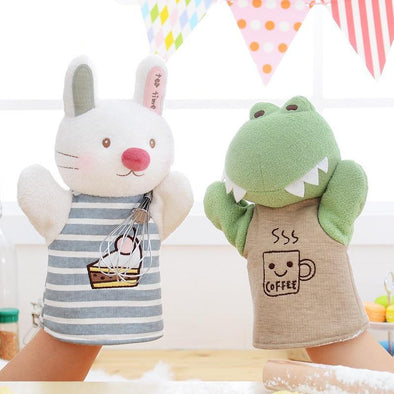 Adorable Plush Hand Puppets, Interact with Your Kids the Fun Way! Priceless Bonding Moments With Your Child