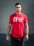 CFNE Men's T-Shirt - Red