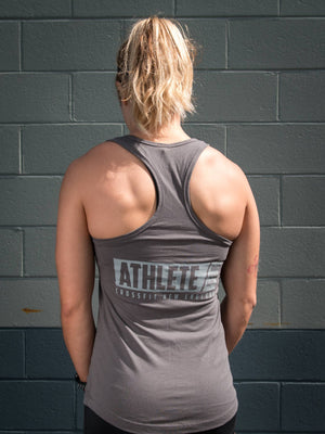 CFNE Women's Tank - Dark Grey