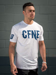 CFNE Men's T-Shirt - White