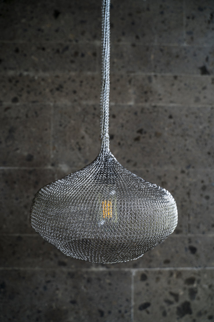 WIRE SYLVESTER LAMP - Monnarita - Handmade products