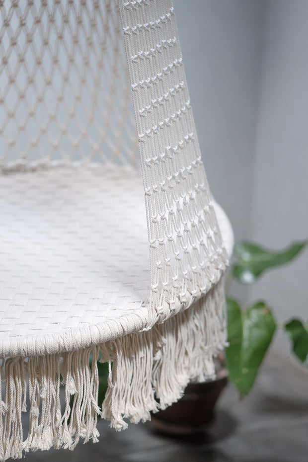 MACRAME HANGING CHAIR BAILEY - Monnarita - Handmade products