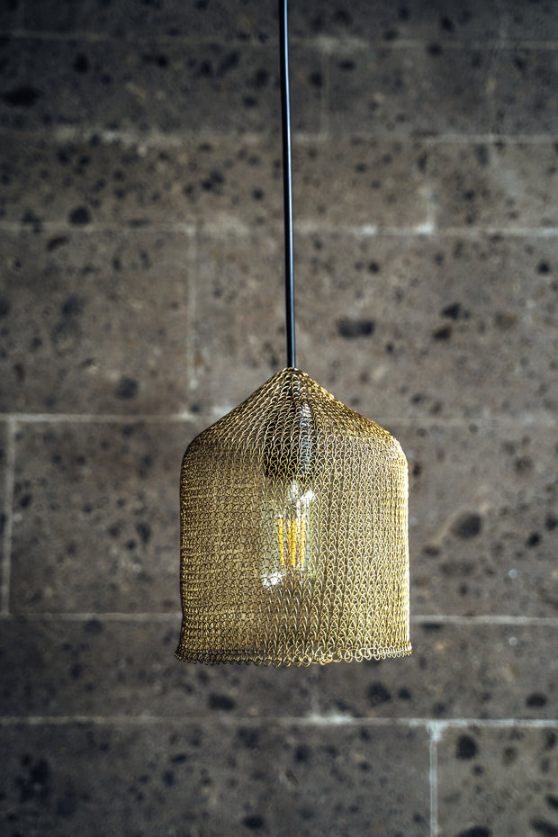 WIRE LAMP RACE - Monnarita - Handmade products