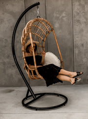 RATTAN HANGING CHAIR CANGGU - Monnarita - Handmade products